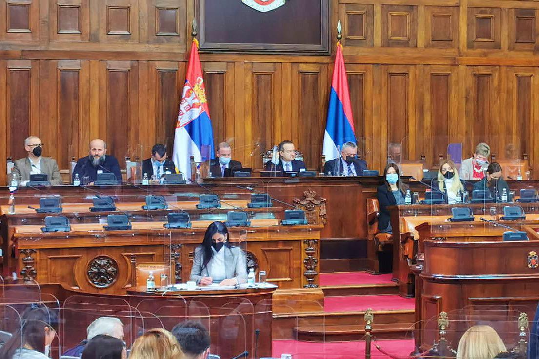 Ministarka Vujović: Usvojen Zakon o klimatskim promenama, odgovorno prema svim našim građanima