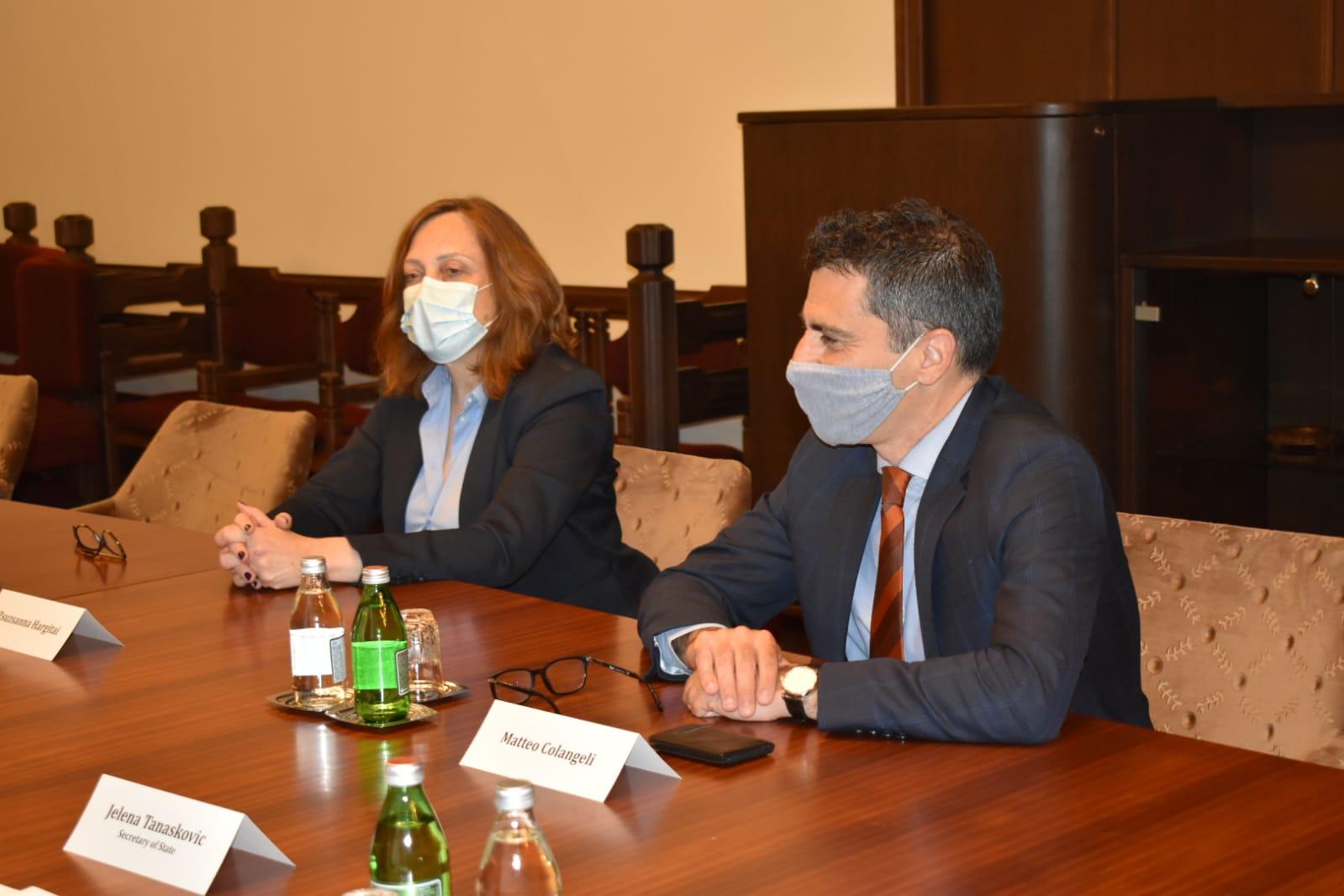 Vujović: EBRD strateški partner u realizaciji zelenih projekata u Srbiji