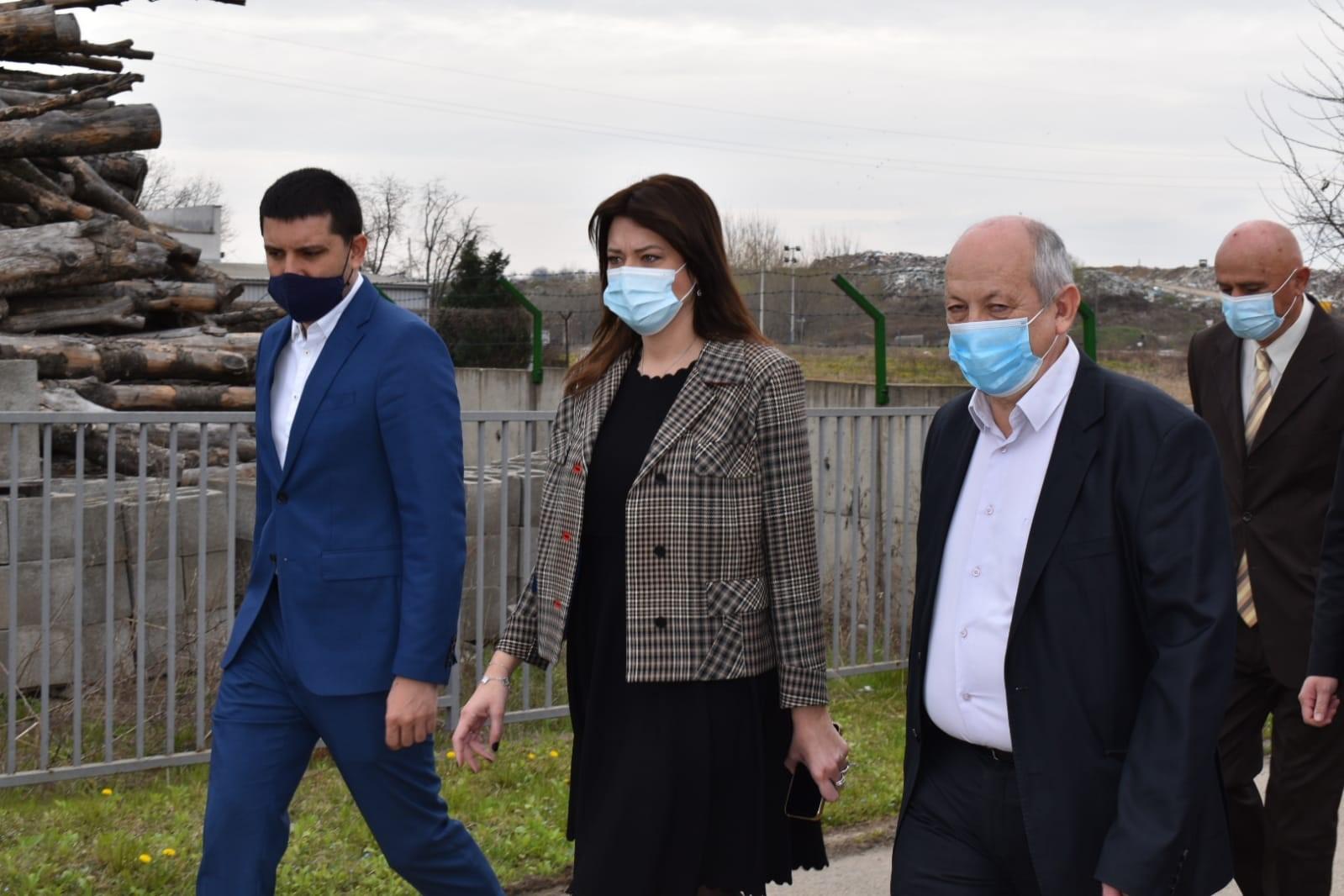 Vujović: Već u sledećoj grejnoj sezoni Valjevci će disati čistiji vazduh
